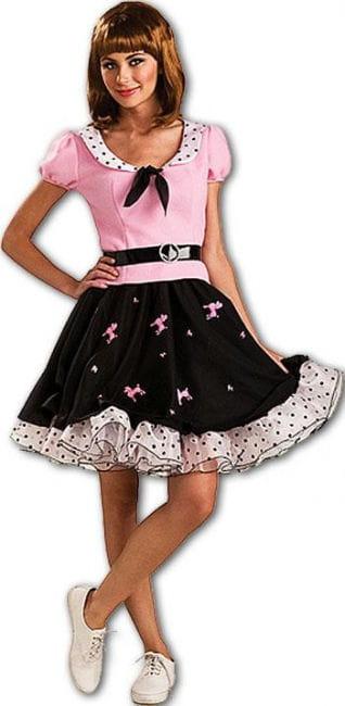 Rocknroll costume Suzie Q