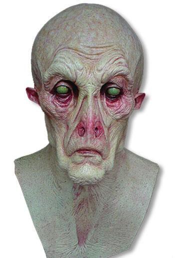 Außerirdischer Latex Maske