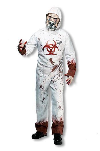 Fukushima Zombie Kostüm M