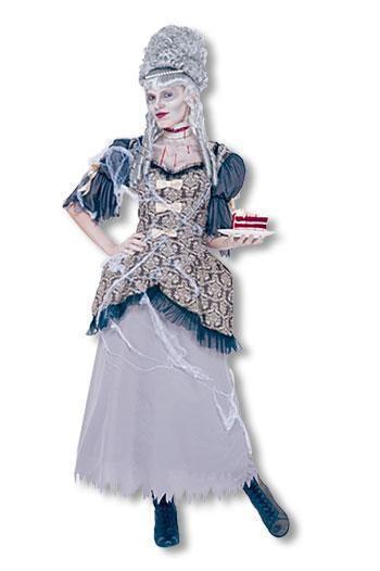 Marie Antoinette Ghost Costume L
