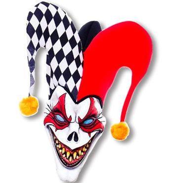 Twisted Joker Mask