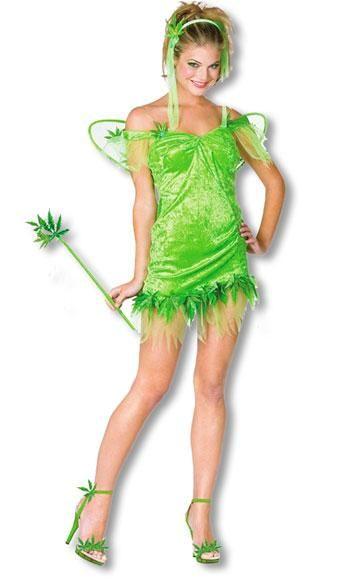 Kiffer Fee Kostüm