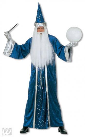 Magician Costume Blue L