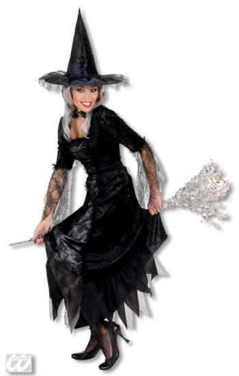 Spinnenhexe Kleid Deluxe L