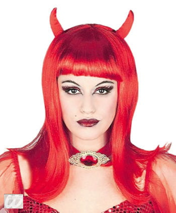 Sexy Devil Wig