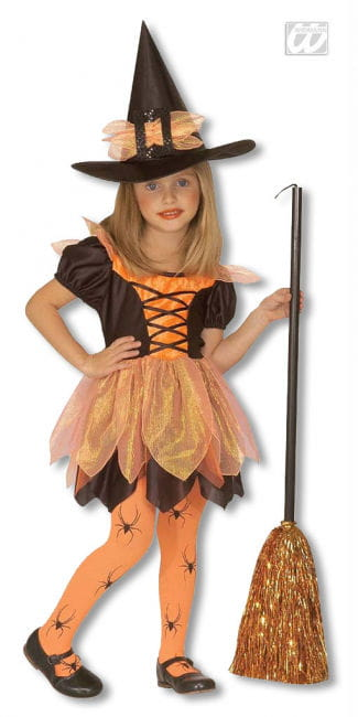 Sweet Witch Child Costume M