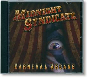 Carnival Arcane Musik CD