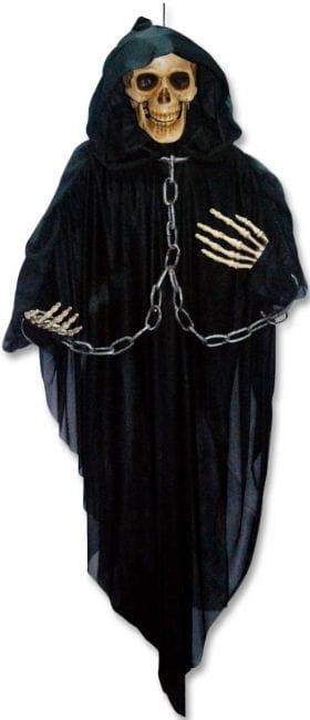Skeleton Reaper in Chains