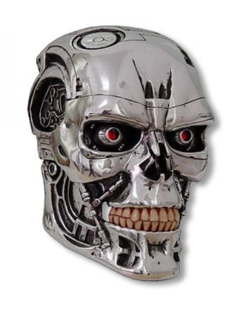 Terminator Skull with LEDs