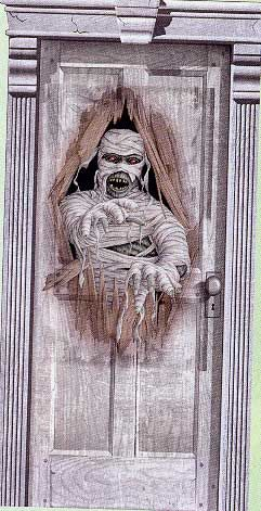 Maniac Mummy Door Film