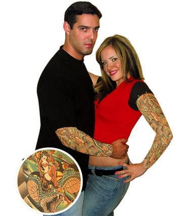 Traditional Tattoo Ärmel