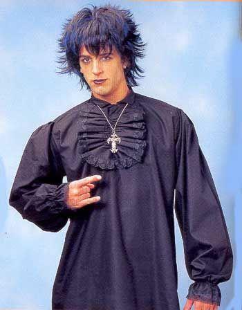 Fürst der Dunkelheit Hemd Schwarz