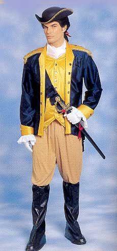 Pirate Costume DLX