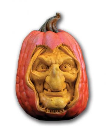 3D Foam Pumpkin Witch