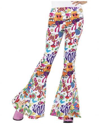 60s Groovy Women's Breeches