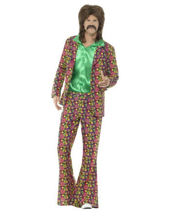 60s Psychedelic Mens Suit