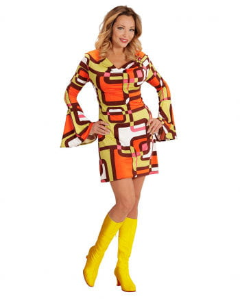 Groovy 70's Dress Tubes