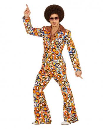 70s Groovy Costume Suit Bubbles