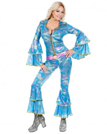 70ies Popstar Disco Queen Overall