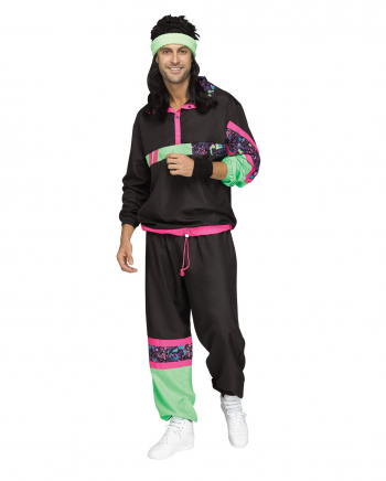 80's Bad Taste Tracksuit For Men