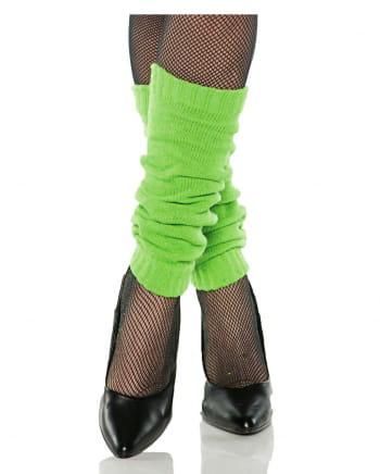 80er Jahre Beinstulpen Grün