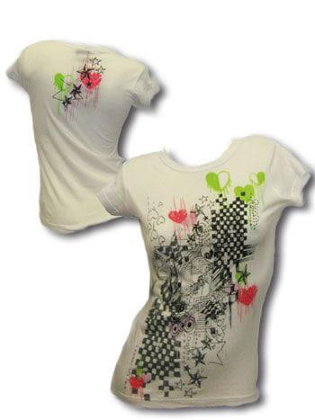 Punk Love T Shirt Gr.S