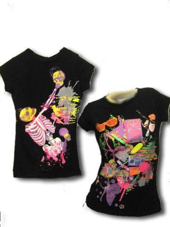 Freestyle T Shirt Gr.S