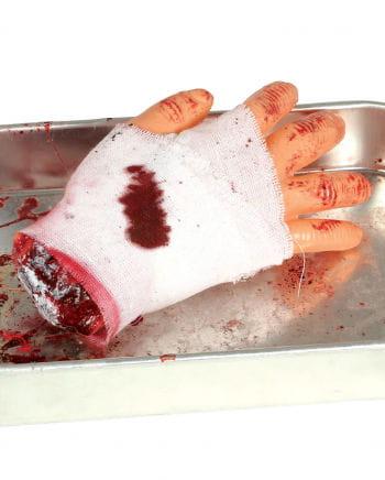 Abgehackte Hand 22cm