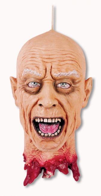 Severed Head Old Man