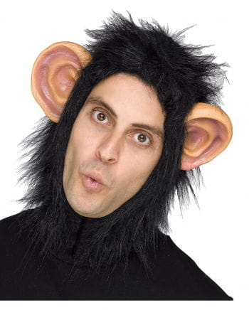 Affen Mütze