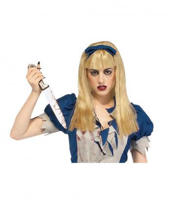 Alice in Horror Land Wig
