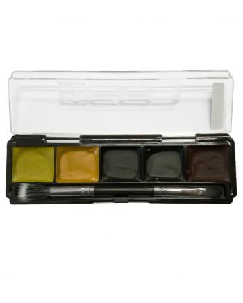 Hematoma SFX Waterproof Make Up Set 5 Colors