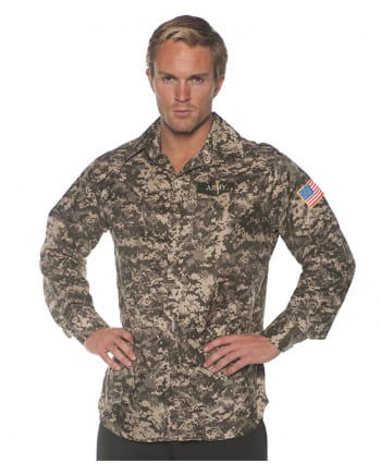Army Costume Shirt