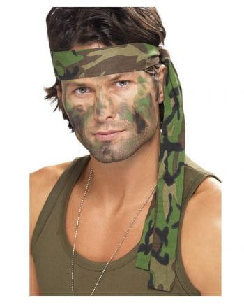 Army Headband Camouflage