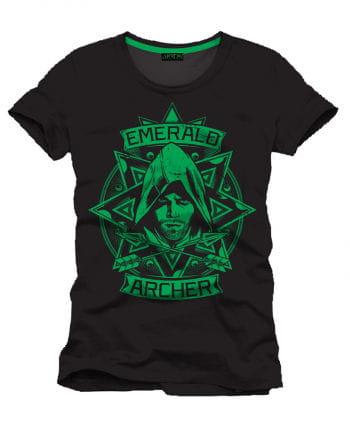 Arrow T-Shirt Emerald Archer