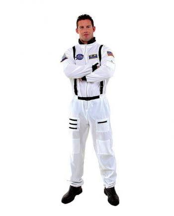 Astronauten Overall weiß