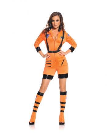 Sexy Spacegirl Kostüm Large