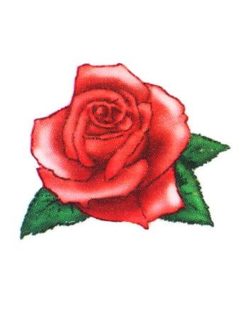 Stick On Tattoo Rose