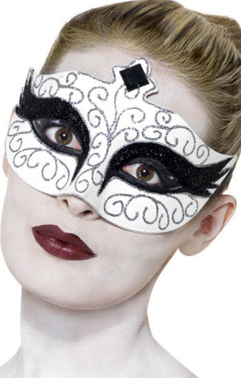 Eye Mask Gothic Swan
