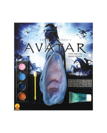 Avatar Make up set with ears