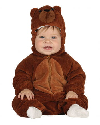 Bear Baby Costume