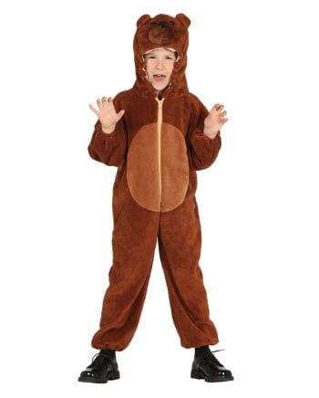 Bear Kids Costume Suit