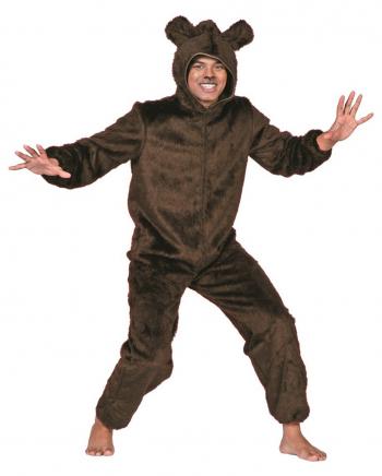 Bären Plüsch Kostüm Herren