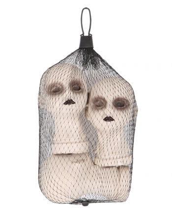 Gothic Dolls Dekoköpfe