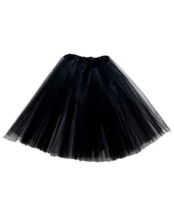 Ballerina Tutu for Kids Black