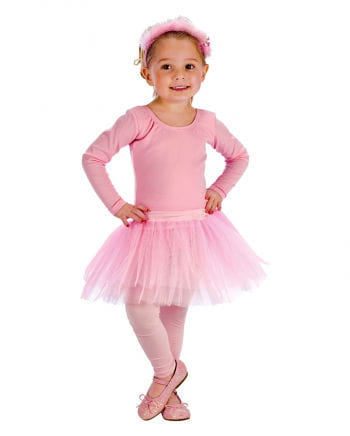 Ballerina Kinder Tutu rosa