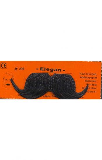 beard Elegan black