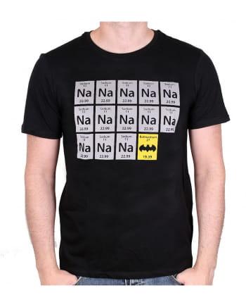Batman T-Shirt Chemistry