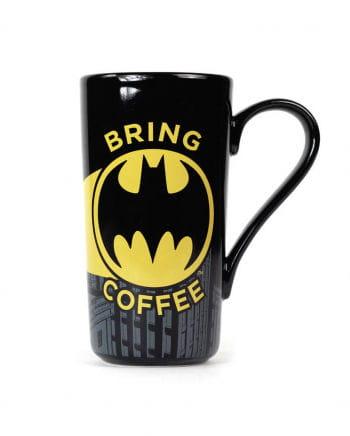 Batman Bring Coffee Coffee Cup