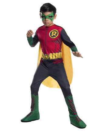 Robin Batman Kids Costume